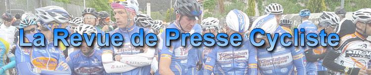 La revue de presse cycliste – Juin 2015