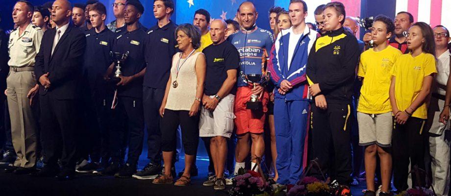 Trophées sportifs d'Aubagne 2016